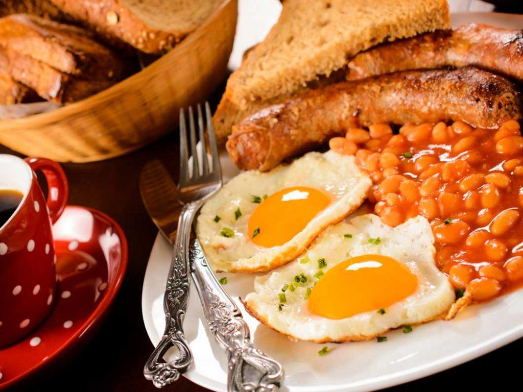 Full breakfast keswick