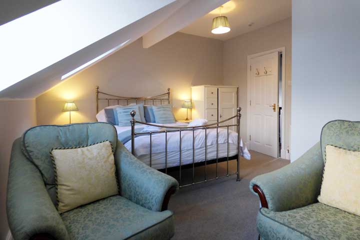 Latrigg room at cragwood guest house