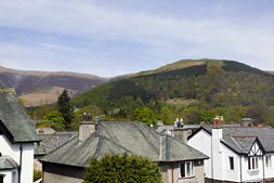Small photo showing view from cragwood room