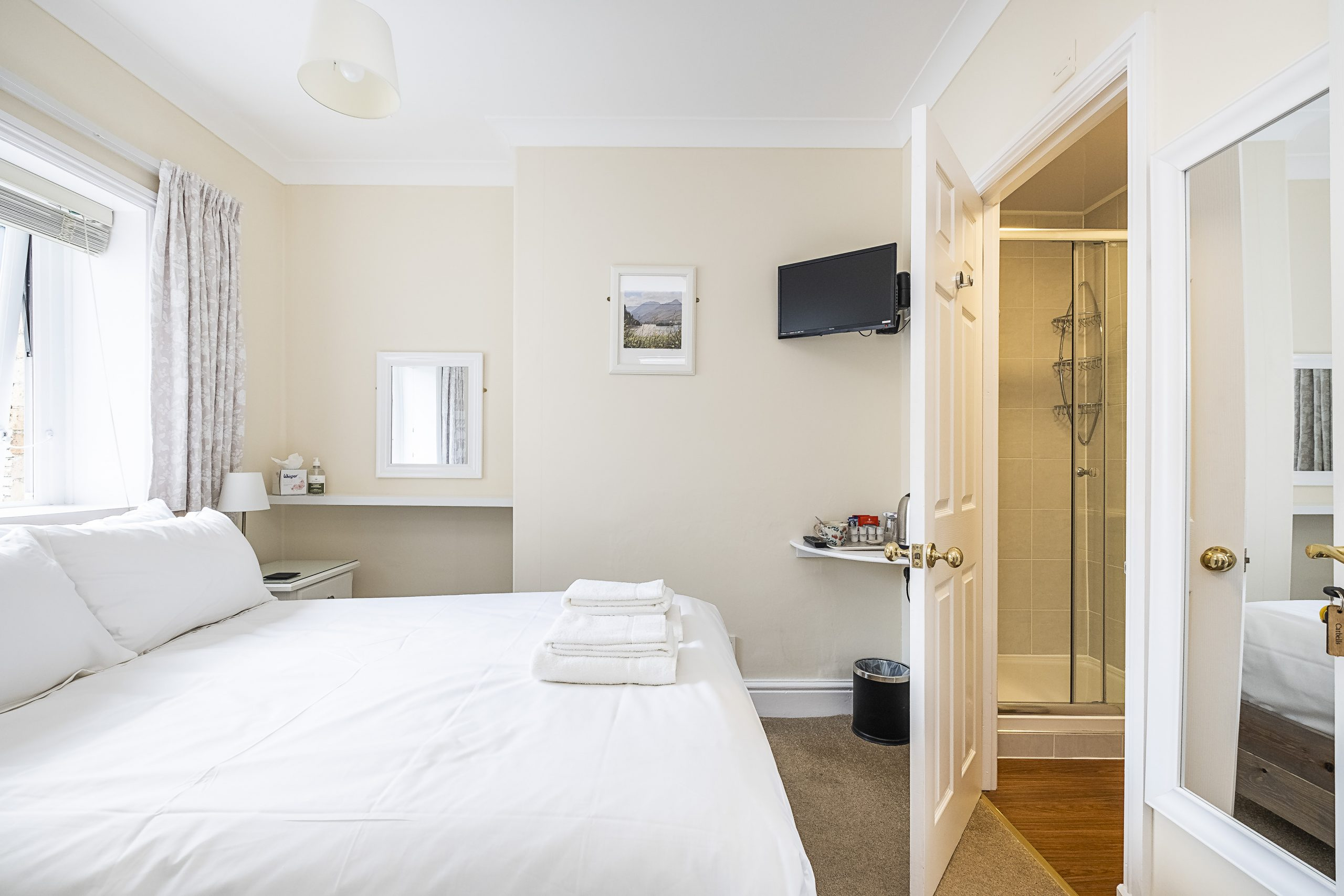 Double room at Cragwood